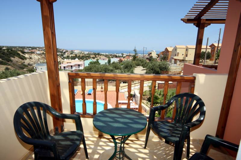 Appartementen Diamond Village - Chersonissos - Heraklion Kreta